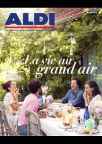 Prospectus Aldi BEAURAING : La vie au grand air