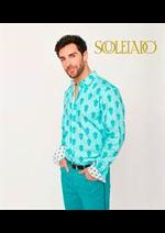 Catalogues et collections Souleiado : Collection PrintempsÉté 2020 Homme