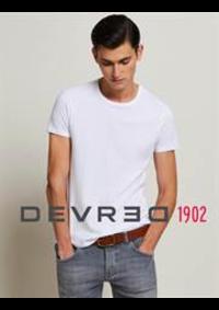 Prospectus Devred 1902 ARCUEIL : T-Shirt & Polos Homme