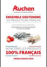 Services et infos pratiques Auchan Vélizy : Catalogue Auchan