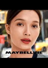 Prospectus Maybelline Thiais : Les Nouveautés Femme