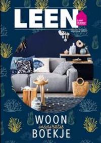 Prospectus Leen Bakker HANNUT : Leen inspiratie magazine