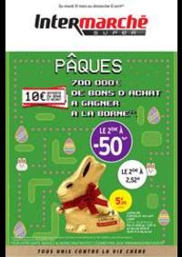 Prospectus Intermarché Super Ris Orangis : PÂQUES
