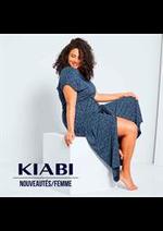 Catalogues et collections Kiabi : Nouveautés  Femme