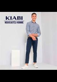 Catalogues et collections Kiabi GIVET : Nouveautés  Homme