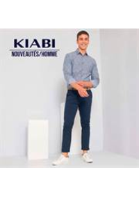 Catalogues et collections Kiabi SAINT LOUIS : Nouveautés  Homme