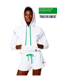 Prospectus United Colors of Benetton Jemeppe-sur-Meuse : Tous en sweat / Femme