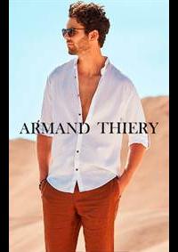 Prospectus Armand Thiery VANNES : Nouveautés / Homme