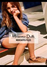 Catalogues et collections Massimo Dutti Women Men Liège : Nouveautés  Filles