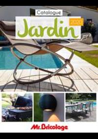 Prospectus Mr. Bricolage MALMEDY : Decouvrez notre Guide Jardin