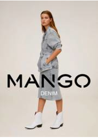 Prospectus Mango RÉGION PARISIENNE MOISSELLES-DOMONT C.C. Leclerc : Denim Styles   Lookbook