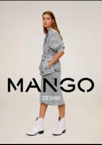 Prospectus MANGO MULHOUSE : Denim Styles   Lookbook