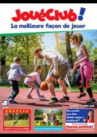 Prospectus JouéClub MORTEAU : La meilleure façon de jouer