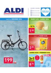 Promos et remises Aldi HANNUT : Folder Aldi