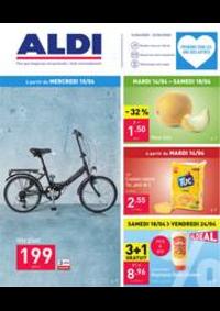 Prospectus Aldi LIEGE St Léonard : Folder Aldi