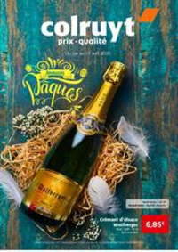 Prospectus Colruyt STALLE - UCCLE : Prix Qualitee