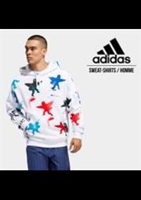 Prospectus Adidas Originals store le Marais : Sweat-Shirts / Homme