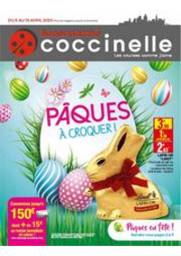 Prospectus Coccinelle Supermarché Paris 15 : Catalogue Coccinelle