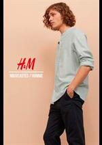 Catalogues et collections H&M : Nouveautés  Homme