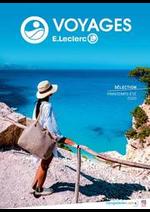 Prospectus E.Leclerc : SÉLECTION PRINTEMPS-ÉTÉ 2020