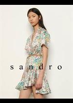 Catalogues et collections Sandro : Collection Été Femme