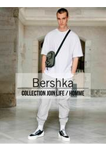 Catalogues et collections Bershka : Collection Join Life  Homme
