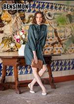 Catalogues et collections Bensimon : Robe & Combinaisons