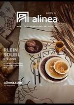 Prospectus Alinéa : Catalogue Plein Soleil 2020