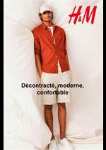 Catalogues et collections H&M : Decontracte Moderne confortable