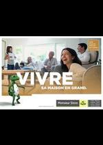 Promos et remises  : Catalogue Monsieur Store