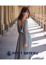 Prospectus Petit Bateau : Collection Robes / Femme