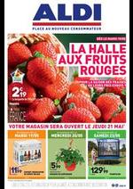 Promos et remises  : La halle aux FRUITS ROUGES !