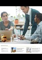 Services et infos pratiques UPS Access Point : Les services Ups