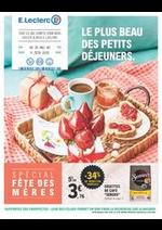 Bons Plans E.Leclerc : Le plus beau des petits déjeuners