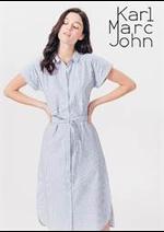 Catalogues et collections Karl Marc John : Robe & Combinaisons