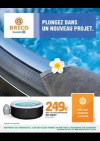 Prospectus Brico E.Leclerc CERNAY : Plongez dans un nouveau projet