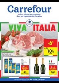 Prospectus Carrefour Market UCCLE Sq Marlow : folder Carrefour Market