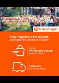 Prospectus Boulanger Publier : Les meilleures offres