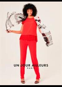Prospectus Un jour ailleurs DUNKERQUE : Collection Tops & Chemises