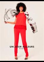 Prospectus Un Jour Ailleurs : Collection Tops & Chemises