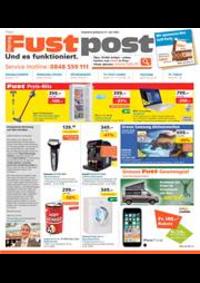 Prospectus Fust Bern - Laupenstrasse  : Fust Post