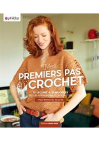 Prospectus Phildar Courbevoie : Premier Pas au Crochet