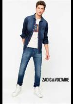 Prospectus Zadig et voltaire : Collection Chemises / Homme