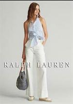 Prospectus RALPH LAUREN : New Women's Collection