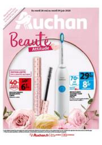 Prospectus Auchan BAGNOLET : Beauté Attitude