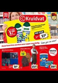 Prospectus Kruidvat BRUSSEL : Folder
