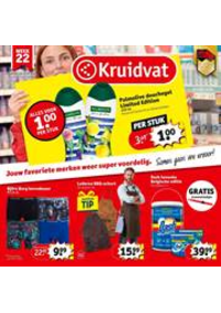 Prospectus Kruidvat UKKEL : Folder