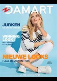 Journaux et magazines Damart Brugge : Dammart Acties