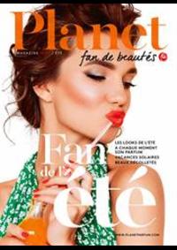 Journaux et magazines Planet Parfum Parfumerie Brugge : Summer trends