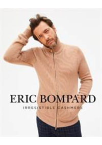 Prospectus Eric Bompard PARIS 16E : Collection Homme